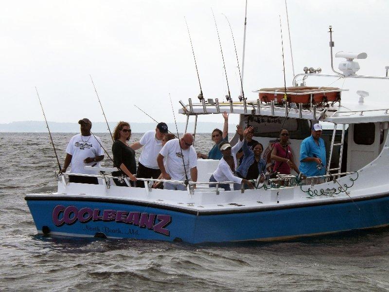 Fishing Outing 2012
