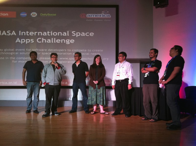 International Space App Challenge