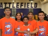 Mind Machines with Coach and FLL Regional Award