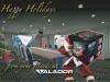 Valador Christmas Card