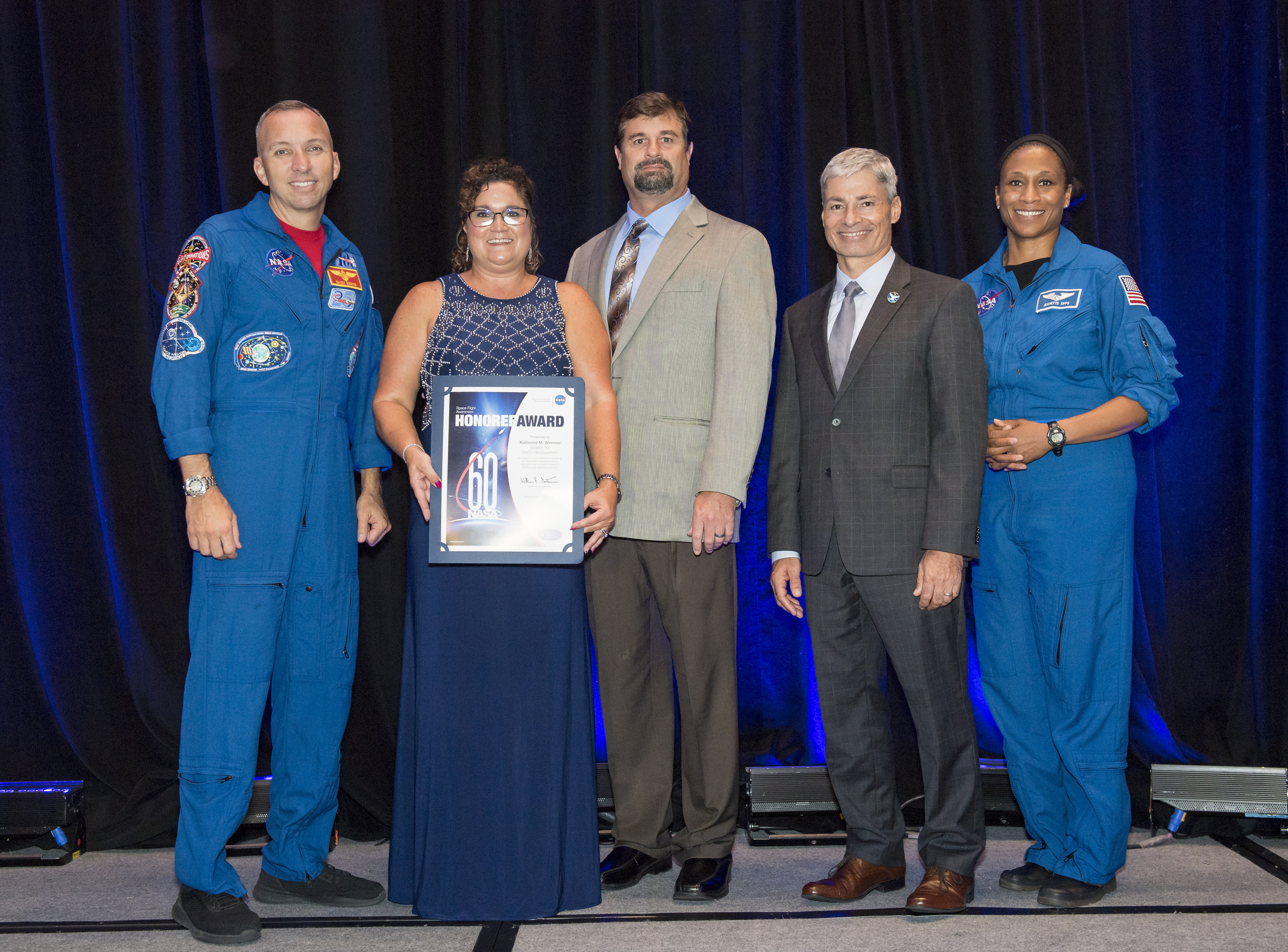 Space Flight Awareness Honoree Award Ceremony